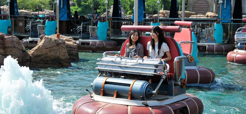 水上逗趣船的圖像1