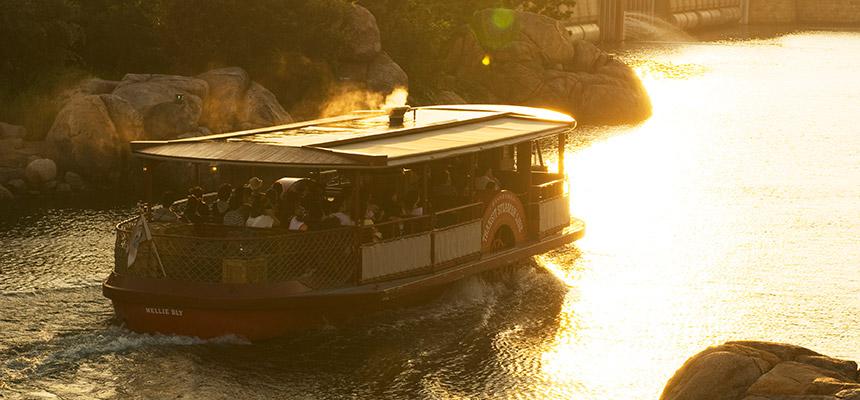 image of DisneySea Transit Steamer Line3