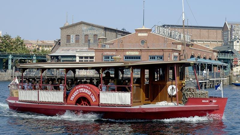 gambar DisneySea Transit Steamer Line