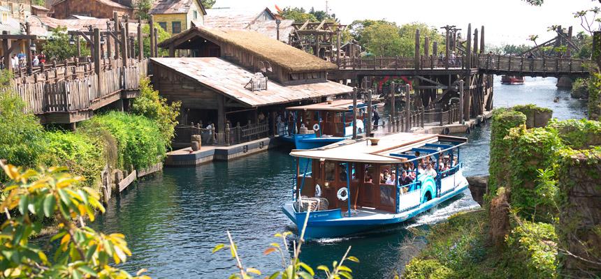image of DisneySea Transit Steamer Line1