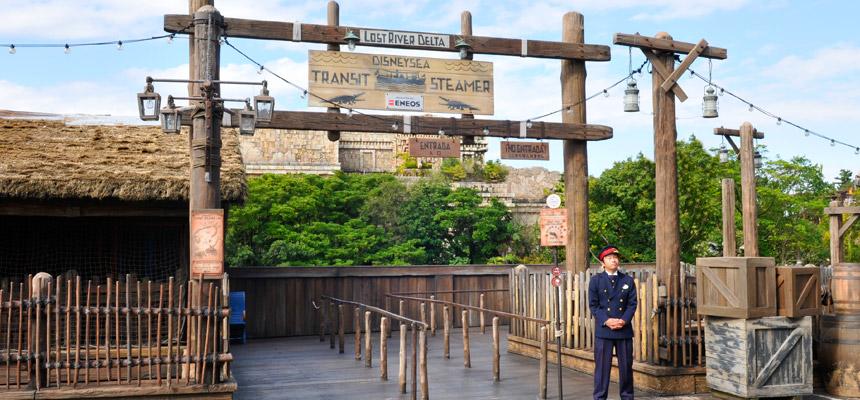 image of DisneySea Transit Steamer Line2