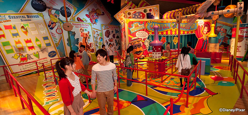 gambar Toy Story Mania!1