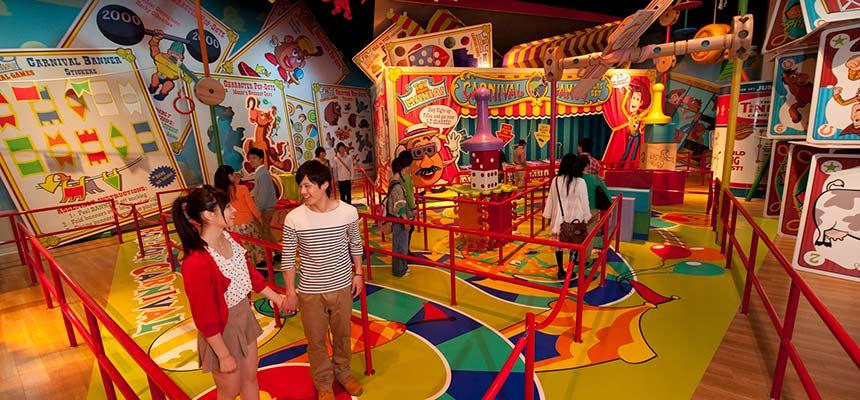 玩具总动员疯狂游戏屋的图像1