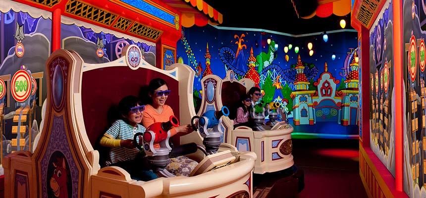 玩具总动员疯狂游戏屋的图像2