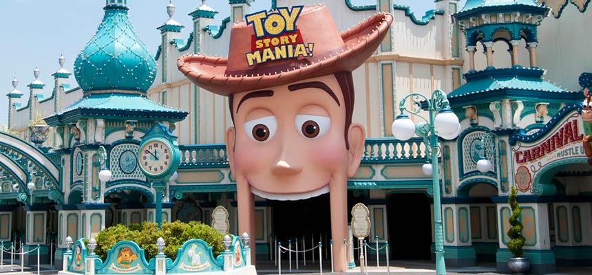 gambar Toy Story Mania!3