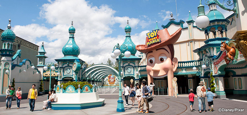image of Toy Story Mania!3