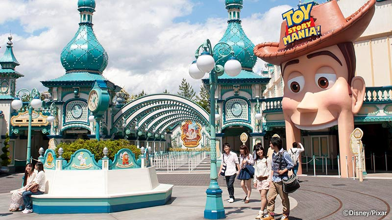 image of Toy Story Mania!