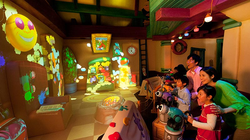 gambar Goofy's Paint 'n' Play House