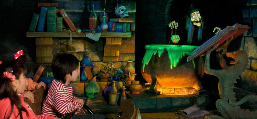 image of Snow White's Adventures1