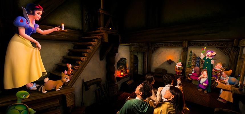 白雪姫と七人のこびとのイメージ2