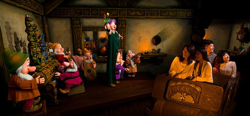 白雪姫と七人のこびとのイメージ3