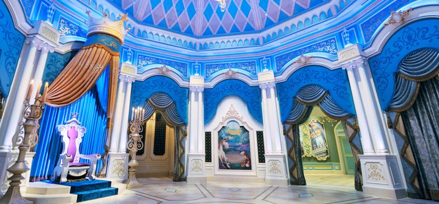 仙履奇緣童話大廳的圖像1