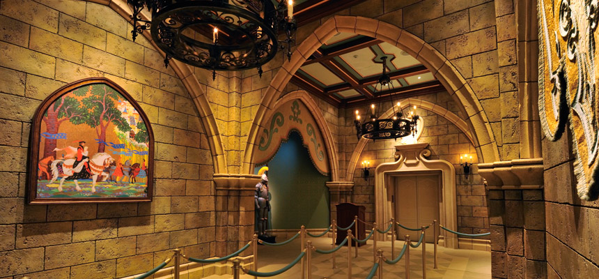 image of Cinderella's Fairy Tale Hall3