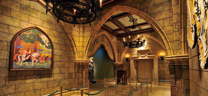 仙履奇緣童話大廳的圖像3