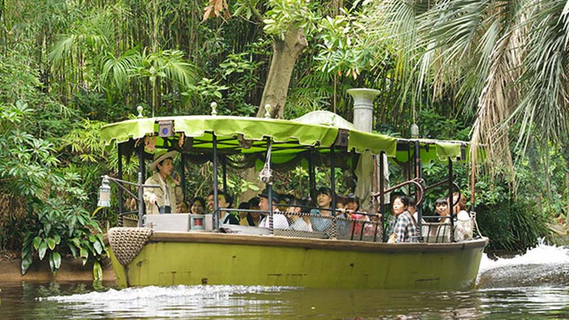 image of Jungle Cruise: Wildlife Expeditions