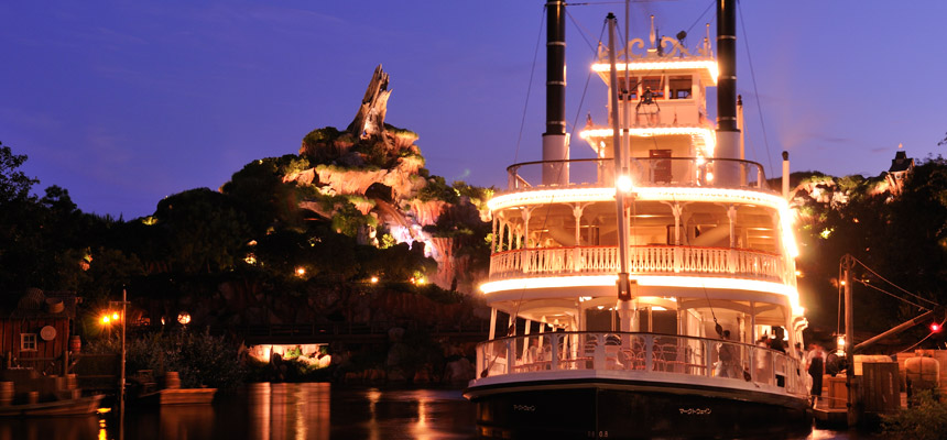 image of Mark Twain Riverboat2