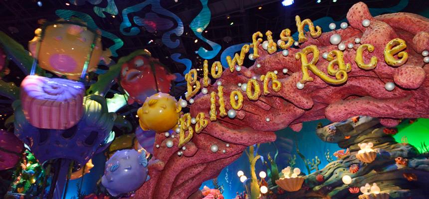 image of Blowfish Balloon Race2