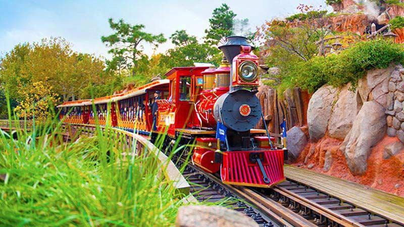 ウエスタンリバー鉄道のイメージ