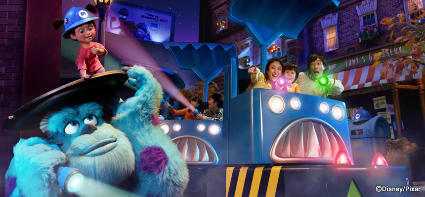 image of Monsters, Inc. Ride & Go Seek!1