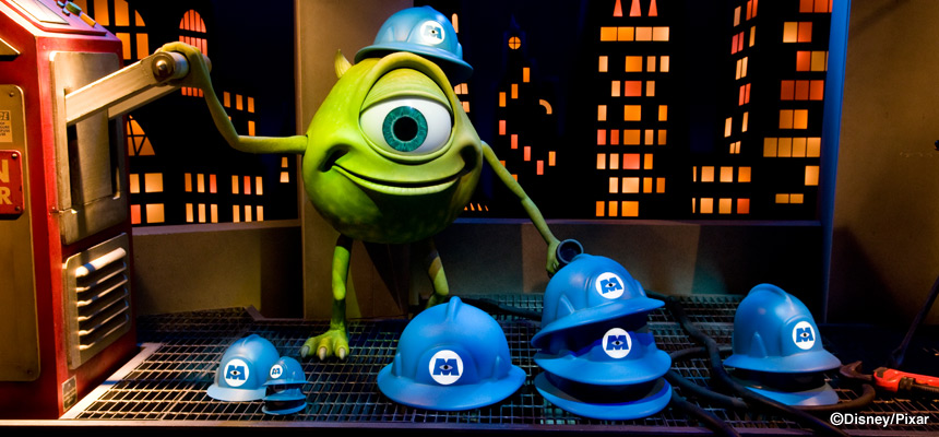 image of Monsters, Inc. Ride & Go Seek!2