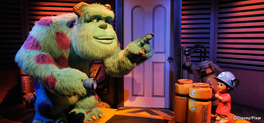 image of Monsters, Inc. Ride & Go Seek!4