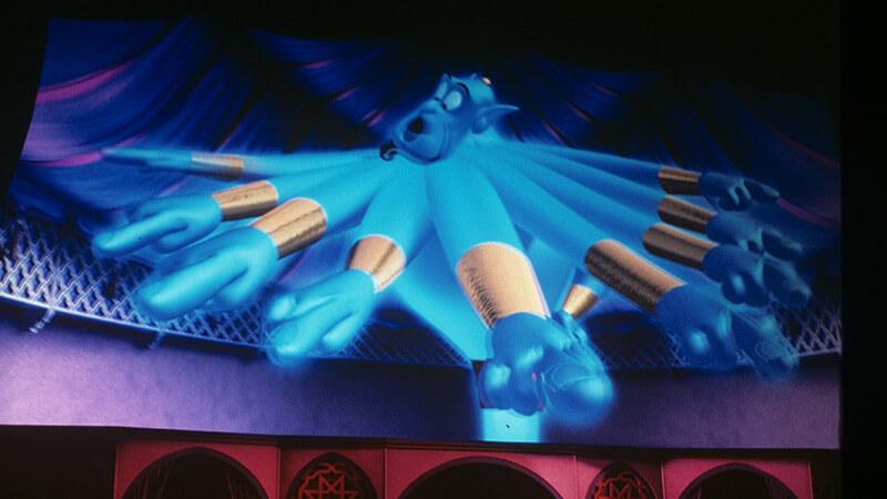 マジックランプシアターのイメージ