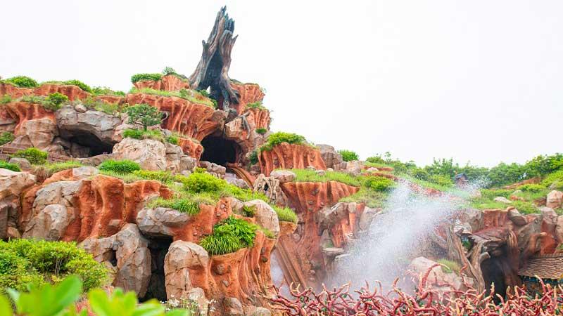 image of Splash Mountain