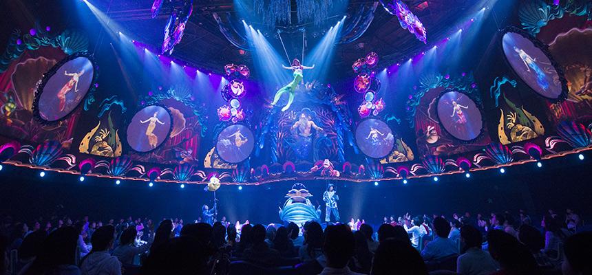 image of Mermaid Lagoon Theater (King Triton's Concert)1