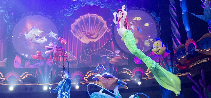 image of Mermaid Lagoon Theater (King Triton's Concert)2