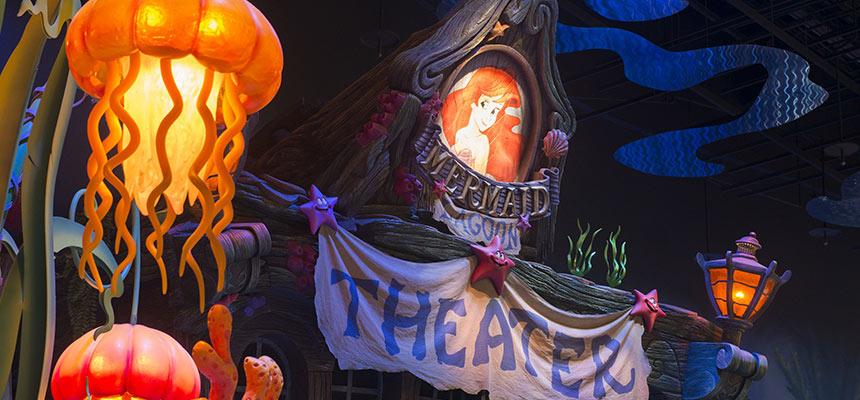 image of Mermaid Lagoon Theater (King Triton's Concert)3