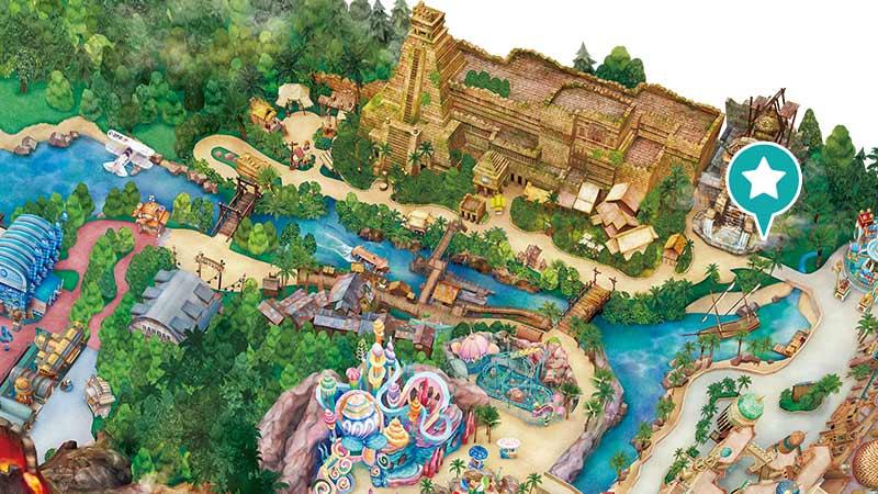 Official]Raging Spirits|Tokyo DisneySea|Tokyo Disney Resort