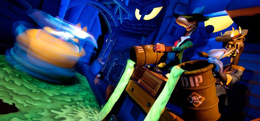 东京迪士尼海洋地图_[官方]兔子罗杰卡通转转车|东京迪士尼乐园|东京迪士尼度假区