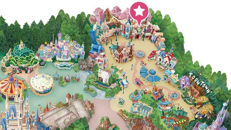 Official]Roger Rabbit's Car Toon Spin|Tokyo Disneyland