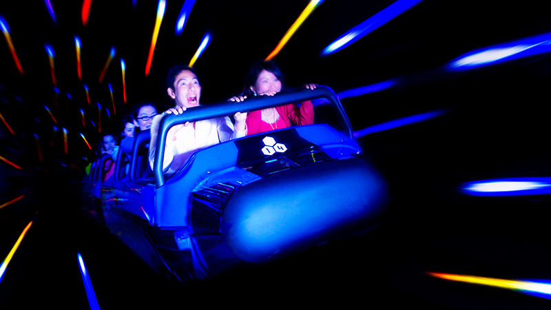 gambar Space Mountain