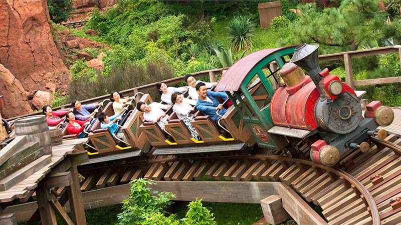 gambar Big Thunder Mountain