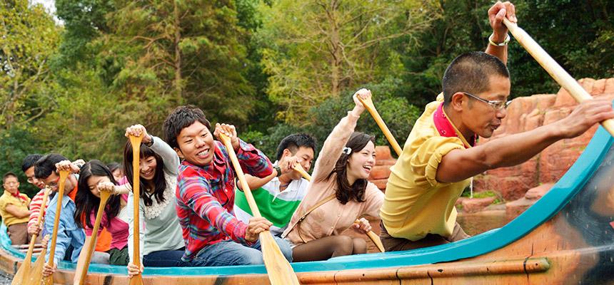 海狸兄弟獨木舟歷險的圖像2