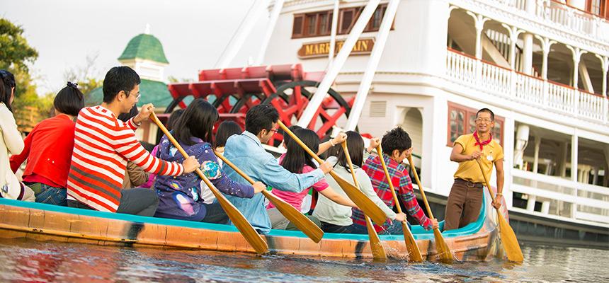 海狸兄弟獨木舟歷險的圖像4