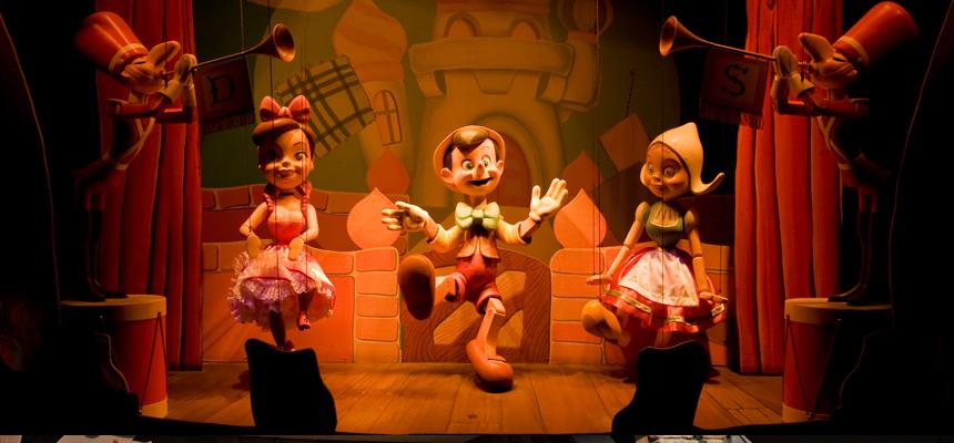 ピノキオの冒険旅行のイメージ2