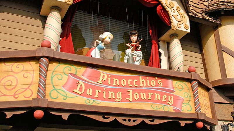 image of Pinocchio's Daring Journey