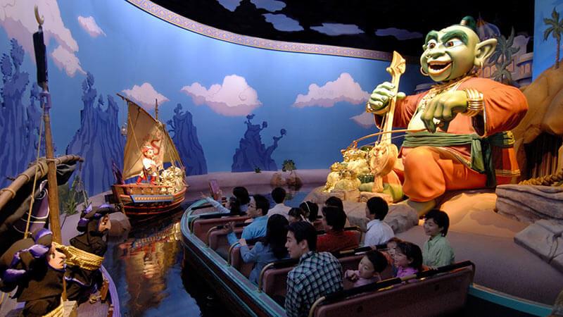 gambar Sindbad's Storybook Voyage