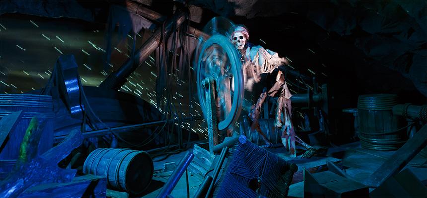 カリブの海賊のイメージ1