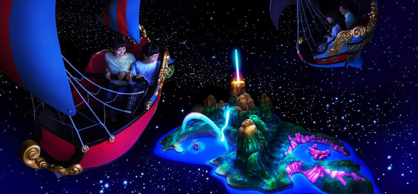 ピーターパン空の旅のイメージ1
