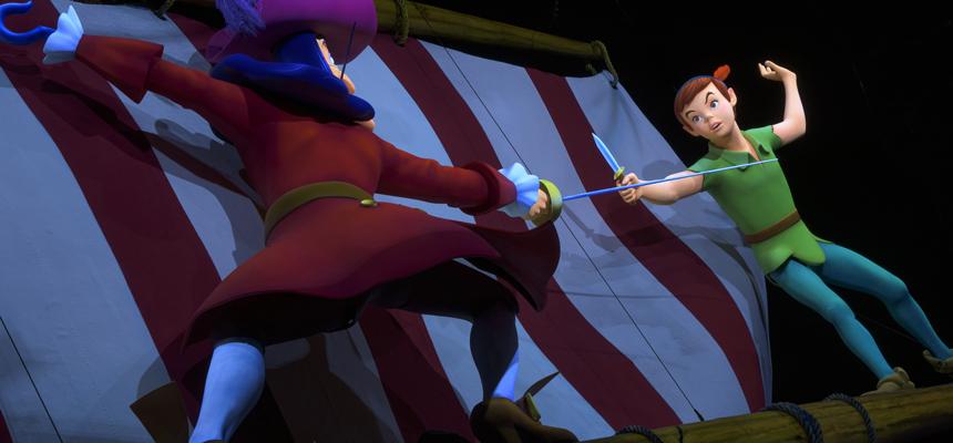 ピーターパン空の旅のイメージ2
