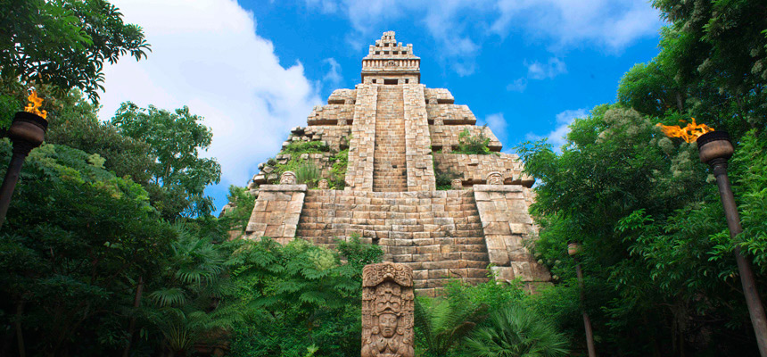 印第安納瓊斯冒險旅程:水晶骷髏頭魔宮的圖像1