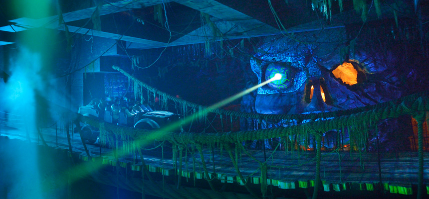 image of Indiana Jones® Adventure: Temple of the Crystal Skull2