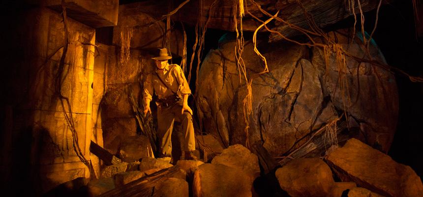 印第安納瓊斯冒險旅程:水晶骷髏頭魔宮的圖像3