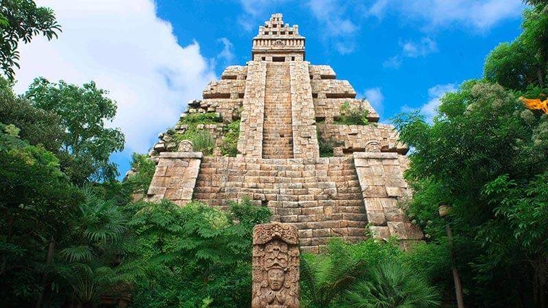 image of Indiana Jones® Adventure: Temple of the Crystal Skull