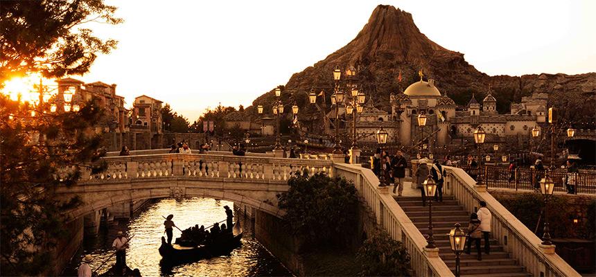 gambar Venetian Gondolas3