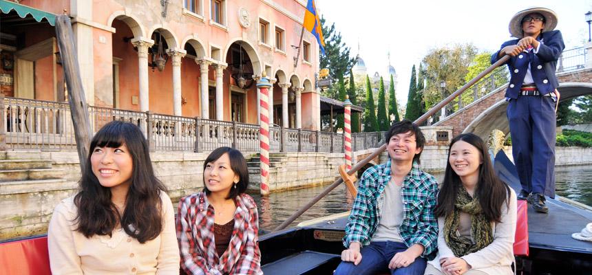 image of Venetian Gondolas4