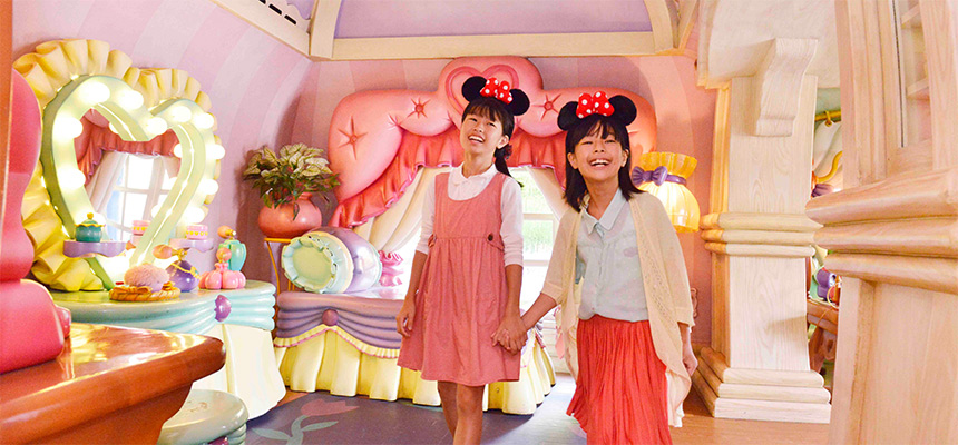 image of Minnie's House2